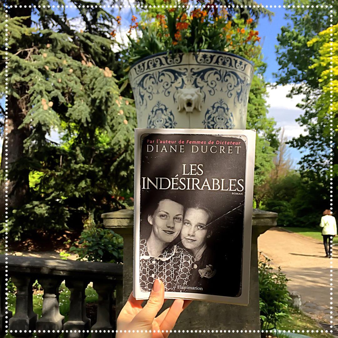 booksnjoy - les indesirables - diane ducret