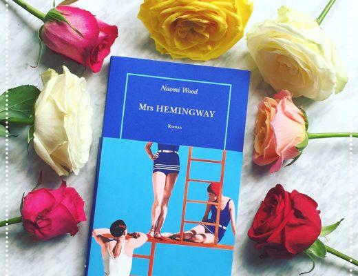 booksnjoy - mrs hemingway - naomi wood