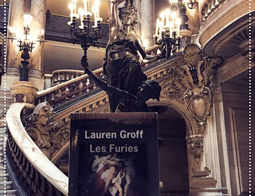 booksnjoy - les furies - lauren groff