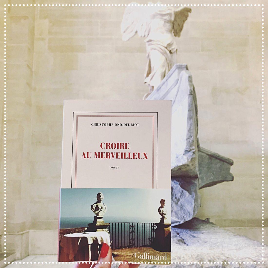 booksnjoy - croire au merveilleux - christophe ono-dit-biot