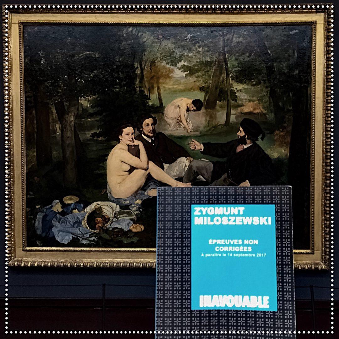booksnjoy - inavouable - zygmunt miloszewski
