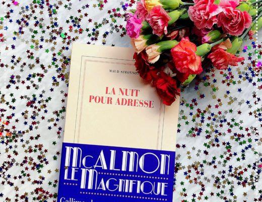 booksnjoy - La nuit pour adresse, Maud Simonnot : hommage à Robert McAlmon
