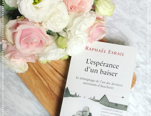 booksnjoy - l'esperance d'un baiser - raphael esrail