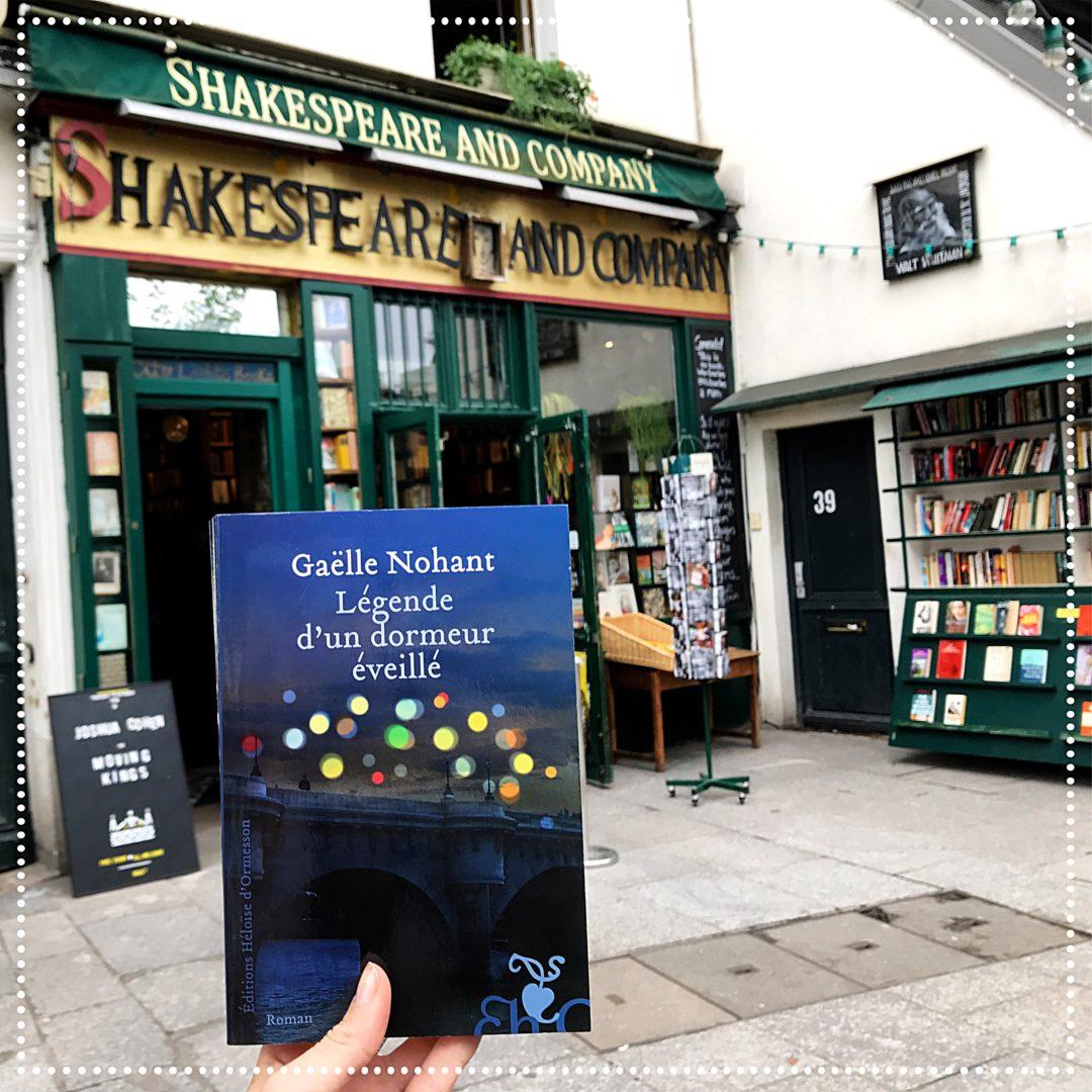 booksnjoy - Robert Desnos - Légende d'un dormeur éveillé, Gaëlle Nohant : Grand Prix des Lectrices de ELLE 2018 (#GPLE)
