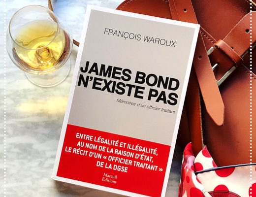 booksnjoy - james bond n'existe pas - françois waroux