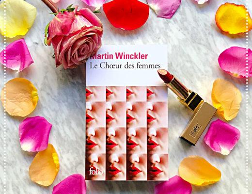 booksnjoy-Le chœur des femmes, Martin Winckler : #HappyValentines - saint-valentin