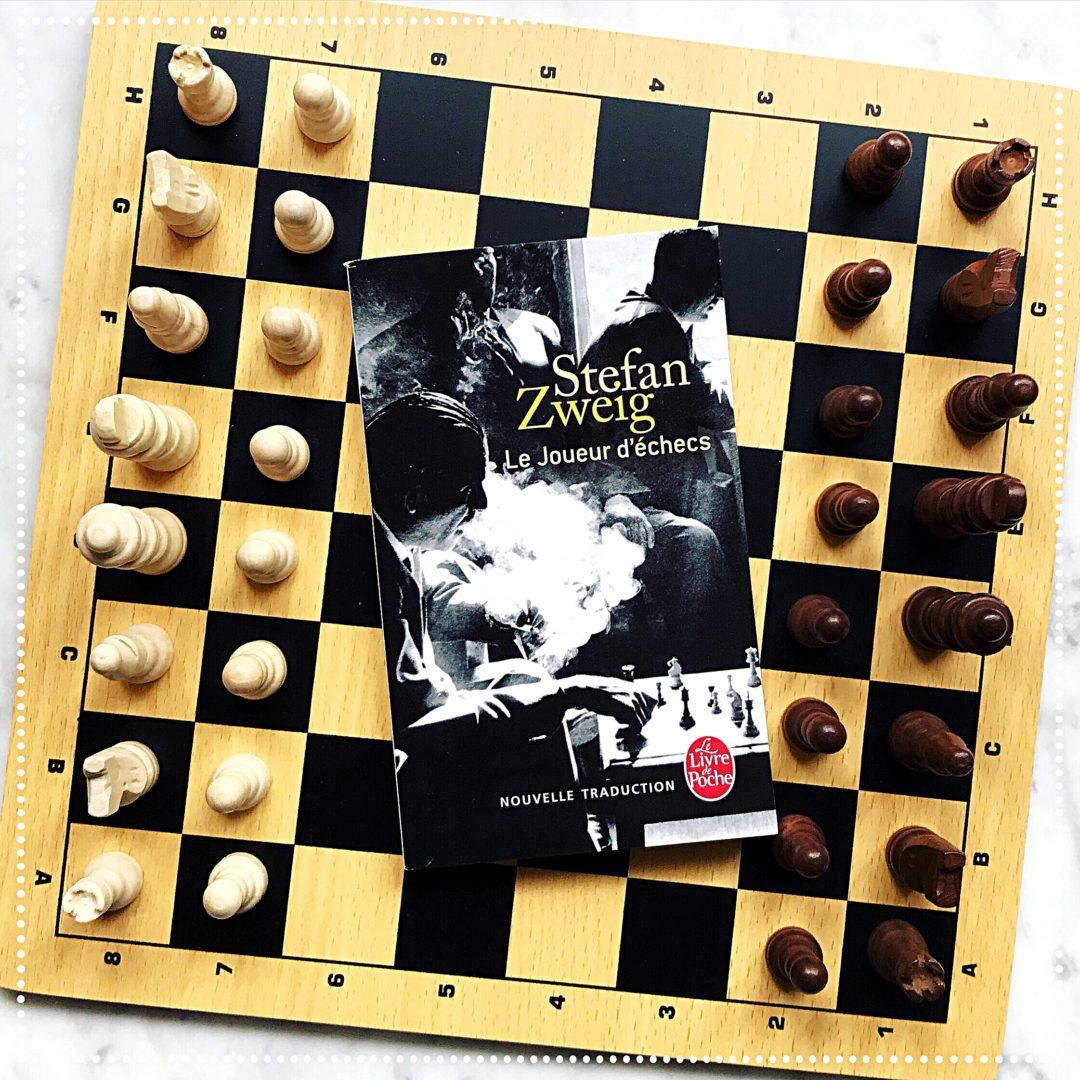 booksnjoy - le joueur d'échecs, Stefan Zweig : une allégorie de la folie nazie