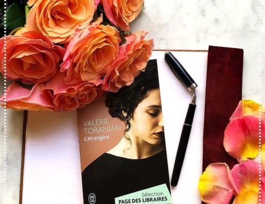 booksnjoy - L'étrangère, Valérie Toranian : Grand Prix de l'Héroïne Madame Figaro 2015 - génocide arménien