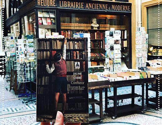 booksnjoy - Confiteor, Jaume Cabré : s'absoudre de ses péchés