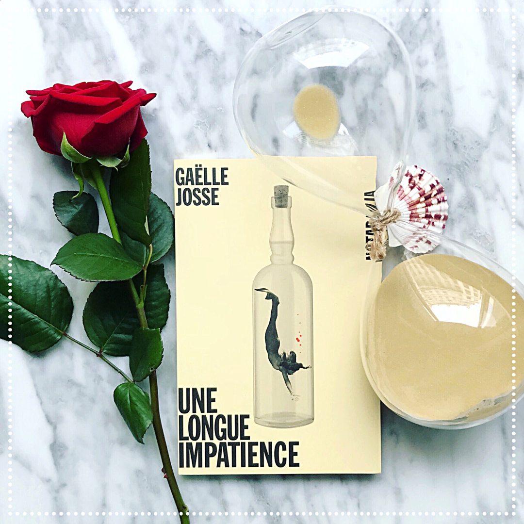 Une longue impatience, Gaëlle Josse : l'attente d'une mère (#RL2018)