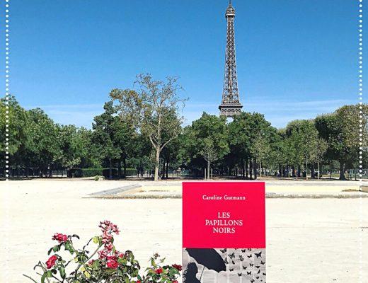 booksnjoy-Les papillons noirs, Caroline Gutmann : se plonger dans sa généalogie pour conjurer la maladie Lecture d'été-télématin - France 2 - Olivia de Lamberterie