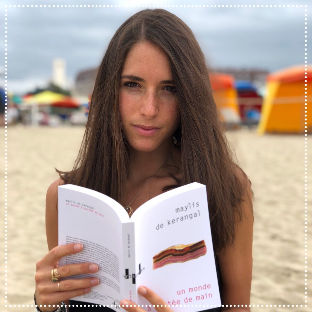 booksnjoy - Un monde à portée de main, Maylis de Kerangal : rentrée littéraire 2018 (#RL2018)