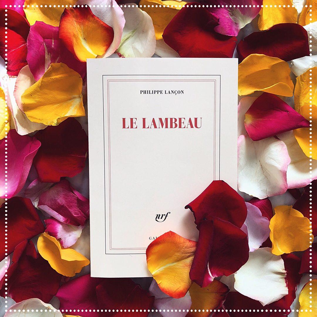 booksnjoy - Le lambeau, Philippe Lançon : témoignage à vif d'un rescapé des attentats de Charlie Hebdo