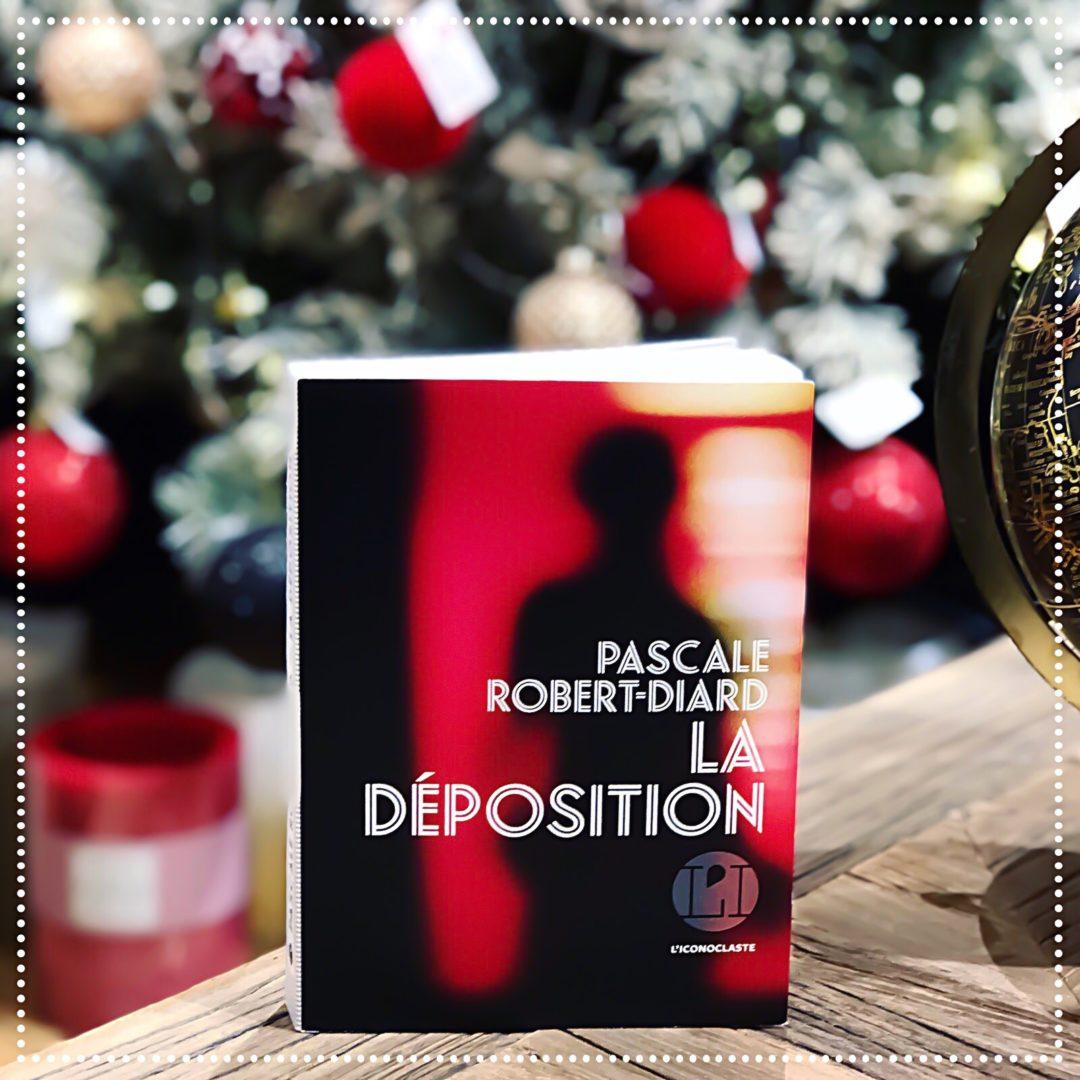 booksnjoy - La déposition, Pascale Robert-Diard - maurice agnelet - agnes le roux - secret