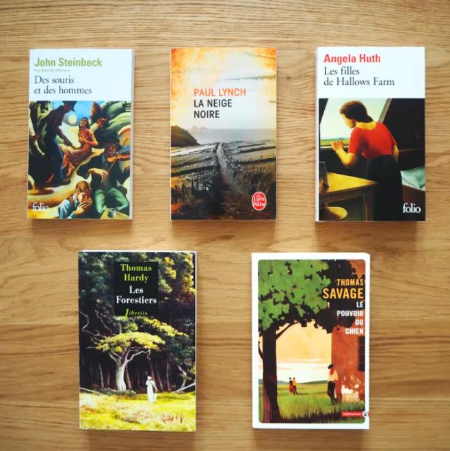 charlotte parlotte-livres et parlotte-thomas hardy