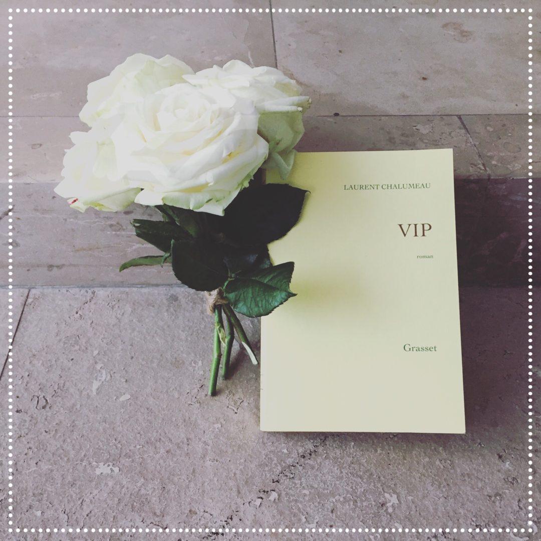 booksnjoy - VIP, Laurent Chalumeau : un thriller politique décapant