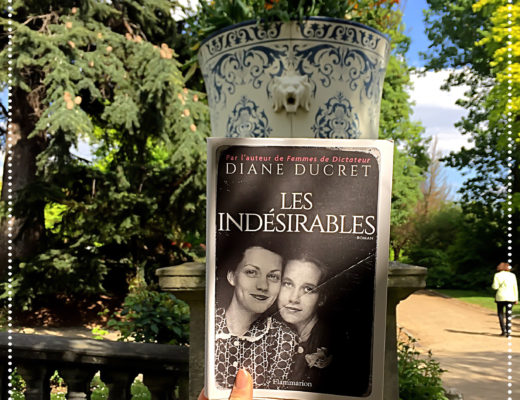 booksnjoy - les indesirables - diane ducret