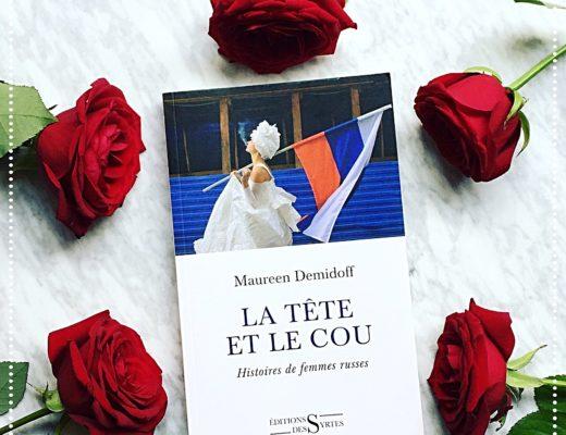 booksnjoy - la tete et le cou - maureen demidoff