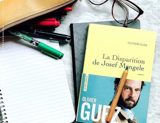 booksnjoy-disparition-josef mengele-olivier guez