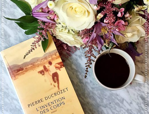booksnjoy - L'invention des corps, Pierre Ducrozet : Prix de Flore 2017 (#RL2017)