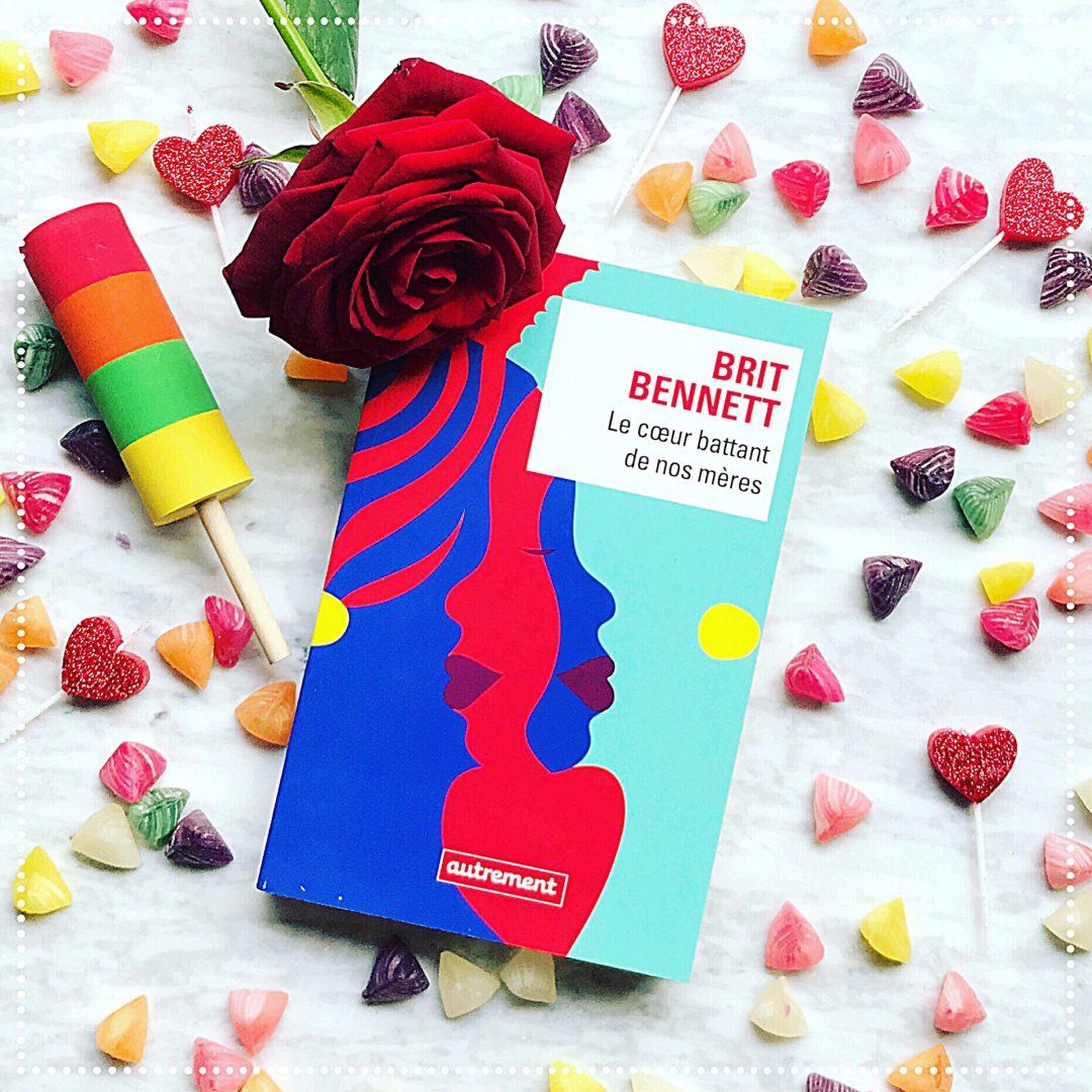 booksnjoy - Le cœur battant de nos mères, Brit Bennett : Grand Prix des Lectrices de ELLE 2018 (#GPLE)