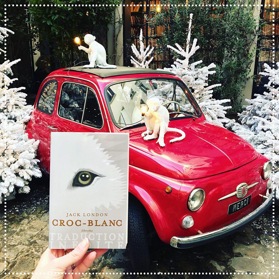 booksnjoy-Croc-Blanc, Jack London : un chef d'œuvre intemporel