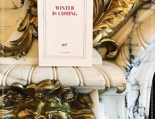 booksnjoy - Winter is coming, Pierre Jourde : la douleur d'un père face à la mort de son fils