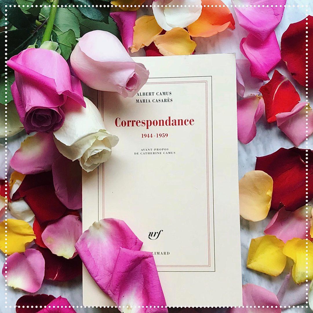 booksnjoy-correspondances entre Albert Camus et Maria Casares-Spécial noël : une sélection de livres à offrir pour les fêtes