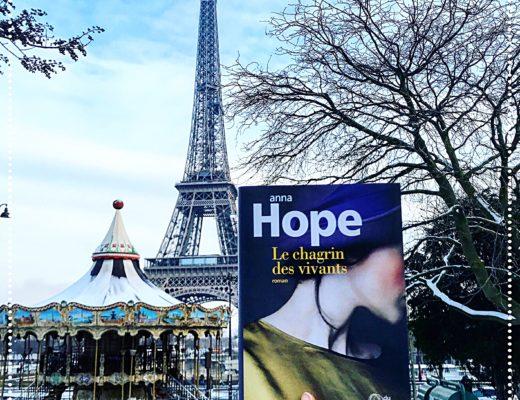 booksnjoy - Le chagrin des vivants, Anna Hope : le poids du passé