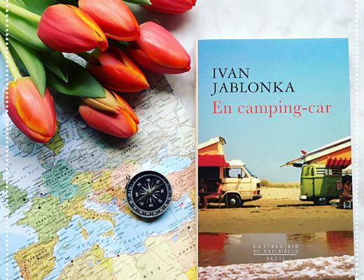 booksnjoy-En camping-car, Ivan Jablonka : Prix Essai France Télévisions 2018