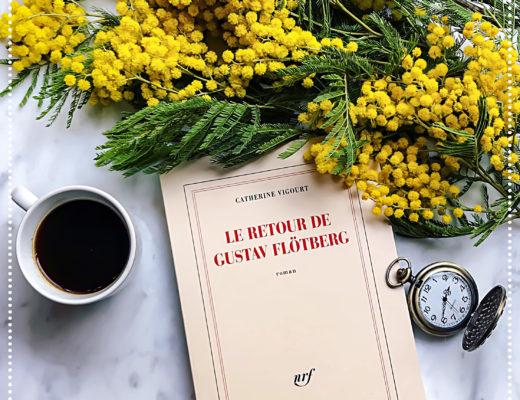 booksnjoy-Le retour de Gustav Flötberg, Catherine Vigourt : rentrée littéraire d'hiver 2018 (#RL2018)