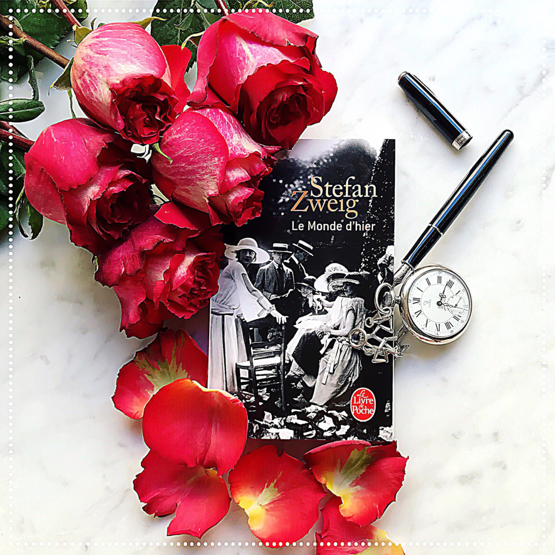 booksnjoy - Le monde d'hier Stefan Zweig : un testament éclairé légué à la postérité
