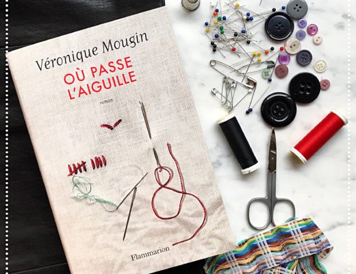booksnjoy - Où passe l'aiguille, Véronique Mougin : des camps de concentration à la haute couture (#RL2018)
