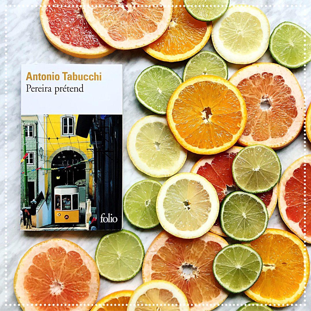 booksnjoy-Pereira prétend, Antonio Tabucchi : s'engager pour résister