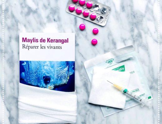 booksnjoy-Réparer les vivants, Maylis de Kerangal : le récit virtuose d'une transplantation cardiaque