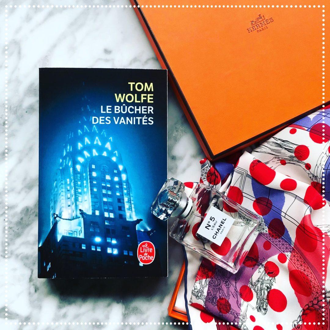booksnoy - Le bûcher des vanités, Tom Wolfe : New York, ville assiégée {L'Amérique décryptée}