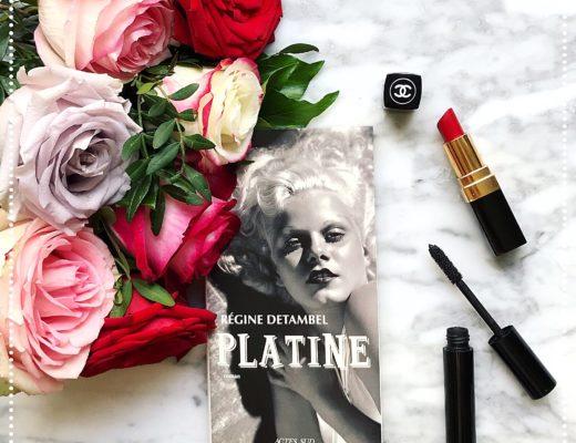Platine, Régine Detambel : la vie sacrifiée de Jean Harlow, premier sex-symbol Hollywoodien