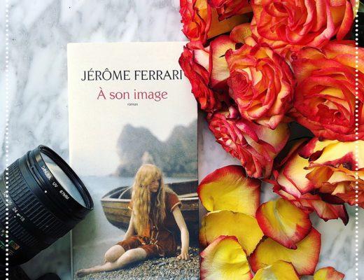 booksnjoy - à son image, Jérôme Ferrari : rentrée littéraire 2018 - photo - guerre - corse