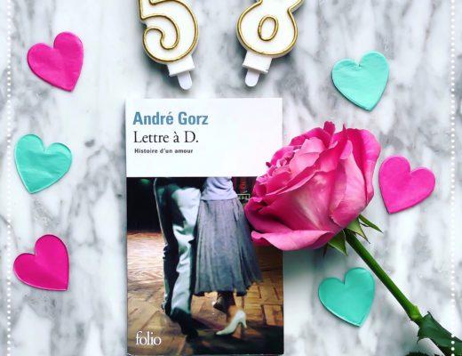 booksnjoy-Lettre à D., André Gorz : une déclaration d'amour bouleversante